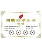 大奖娱乐官网下载_庆贺大奖娱乐仪器荣获高新技术企业